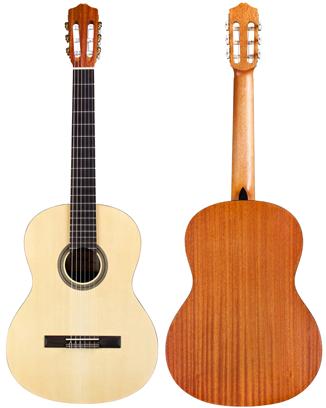 Cordoba Full Size Deluxe Gig Bag for Classical//Flamenco Guitars