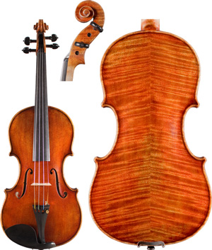 Violins for Intermediate Players