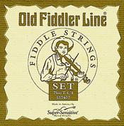 Super Sensitive Old Fiddler Violin Strings